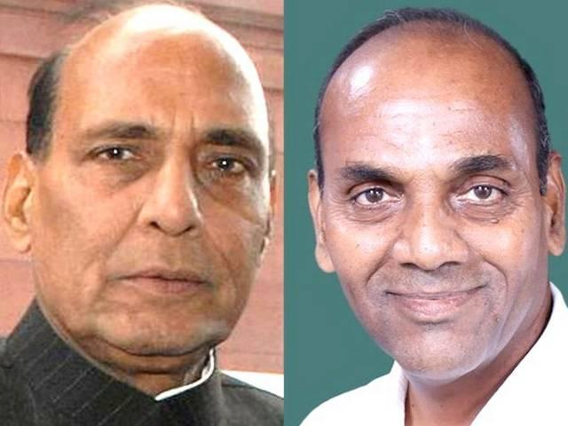 we did not take any dicision to continue anant geete in cabinet