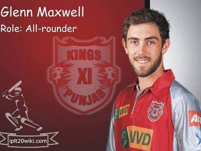 glenn maxwell
