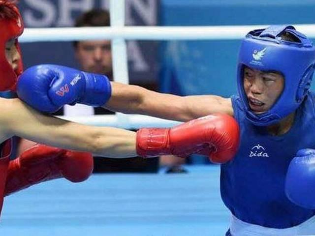 asian games: boxer mary kom makes it final