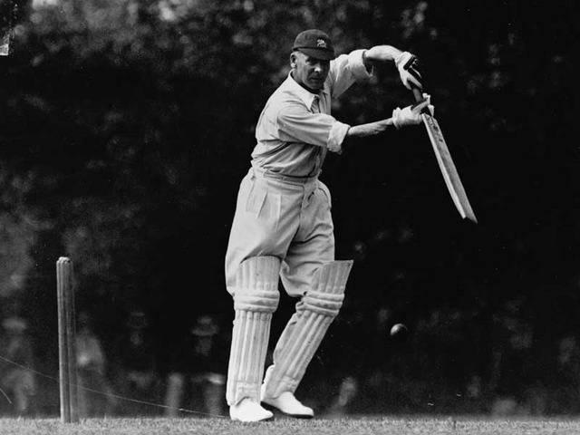 Oldest players to score a century in Test cricket
