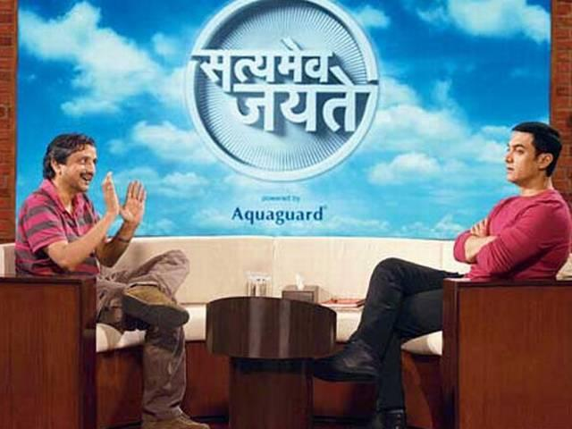 After Satyamev Jayate I realise we have may things to know and to do: Satyajit Bhatkal