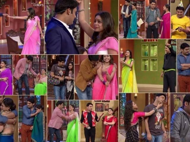 kapil-on-screen-wife–calls-him-bhaiyya-in-real-life