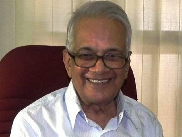 Veteran journalist MV Kamath dies
