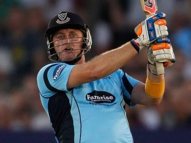 Scott Styris_Sussex_38 Runs in one over_