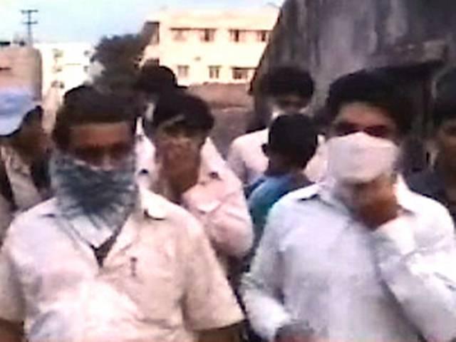 जूनागढ़ में जहरीली गैस से 50 बीमार, खतरे से बाहर