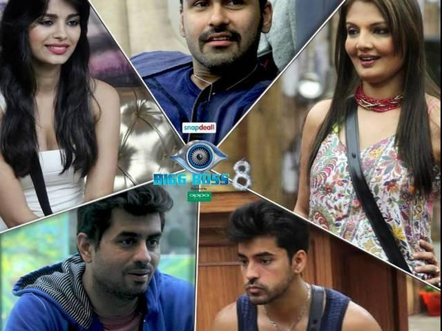Deepshikha is out from the BiggBoss house