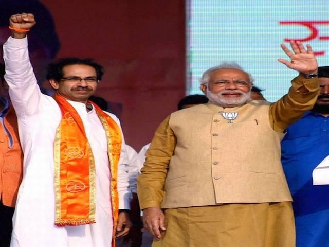 Even Modi's father couldn't have won elections without Shiv Sena's support: Uddhav Thackeray