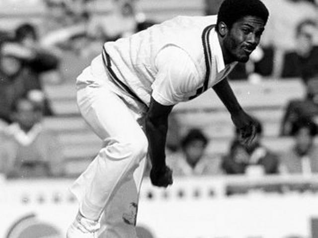Michael Holding_World Record_West Indies_