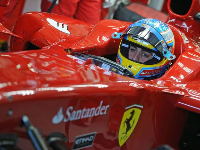 Fernando Alonso is leaving Ferrari at the end of this season