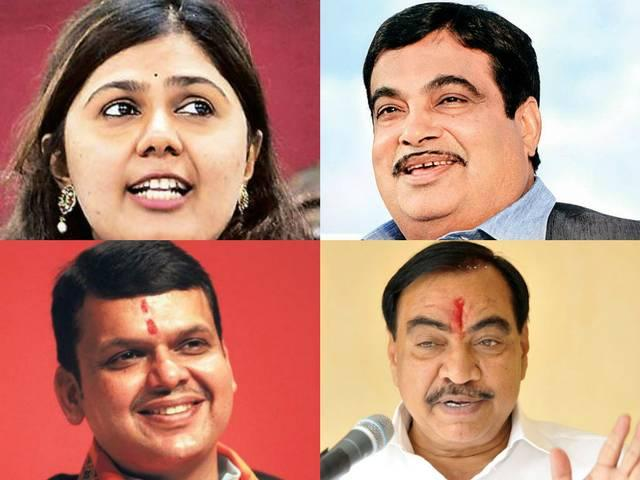 who will bjp candidate in maharashtra?
