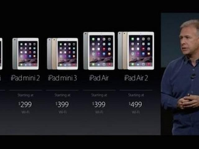 apple launches iPad Air 2 'Thinnest Tablet' of world