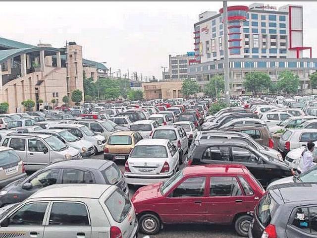 parking-mobile-application