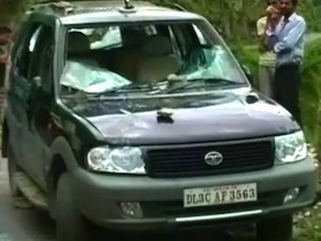 हिमाचल: घाटी में गिरी बस, 50 श्रद्धालुओं की मौत