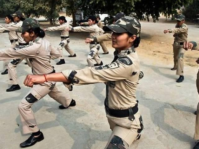 33% women constable, asks center from sates
