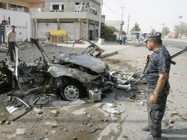 attacks in iraq kill 43
