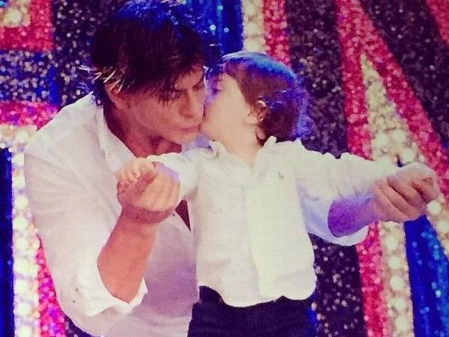 abram entry in happy new year