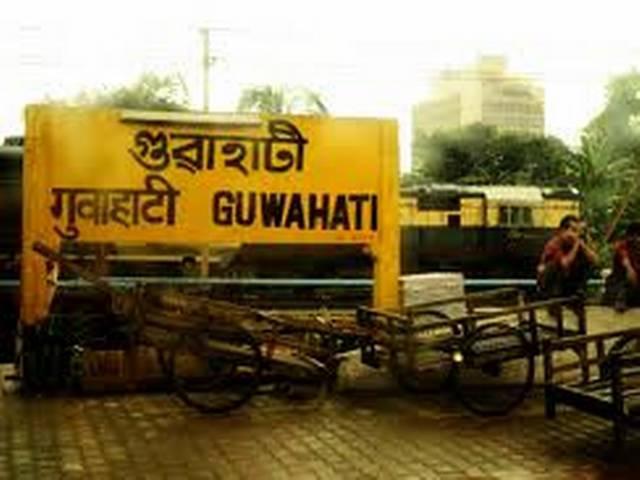 blast in guwahati injures one