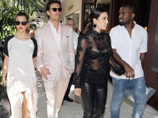 Kim Kardashian_Courtney_Double Date_