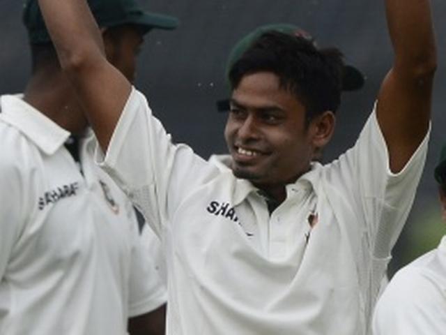 Bangladesh vs Zimbabwe first test result