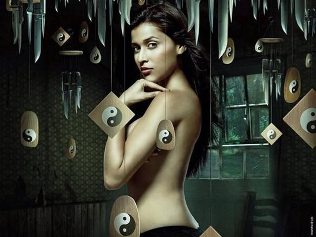 Priyanka Chopra's cousin got topless for film poster
