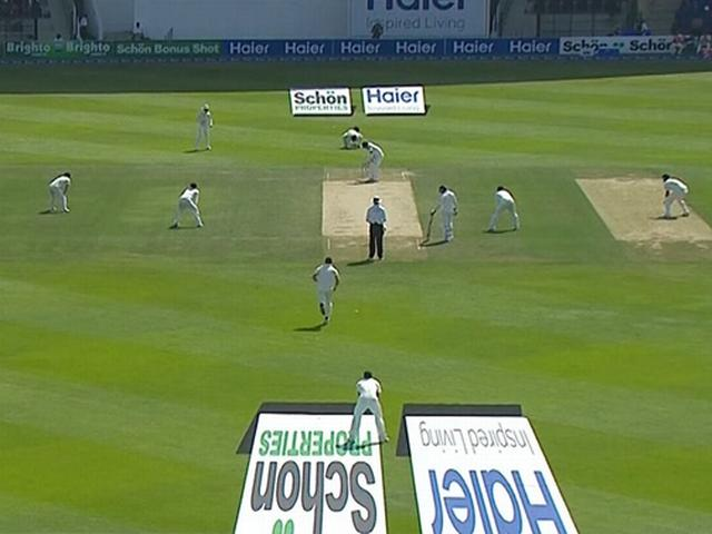 Clarke gets creative on day one
