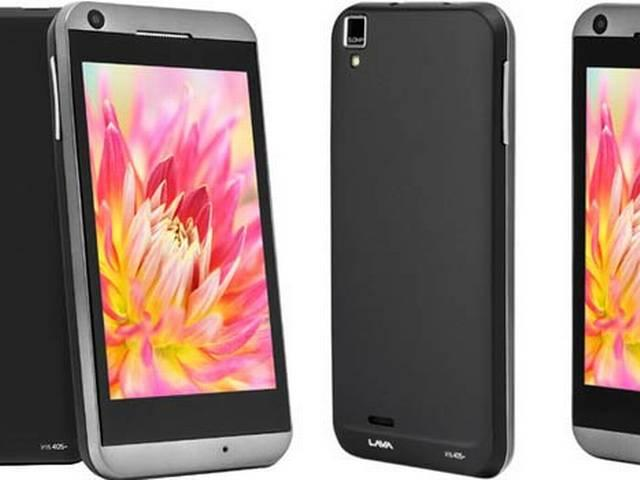 Lava Iris Fuel 50 With 3000mAh Battery Launched at Rs. 7,79