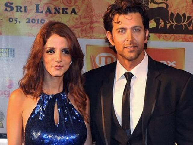 Hrithik Roshan & Sussanne have finally parted their ways