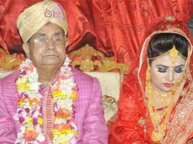 67-year-old Bangladesh minister  marries 29-year-old