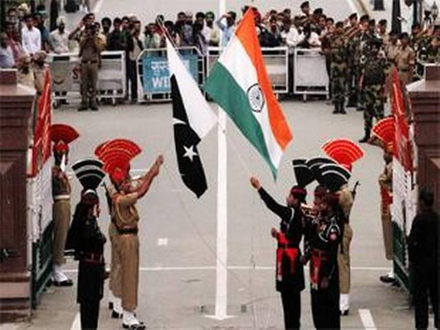Wagah Border attacker's target was India- Economic Times