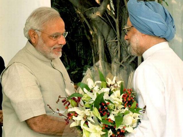 president and pm congratilate manmohan singh