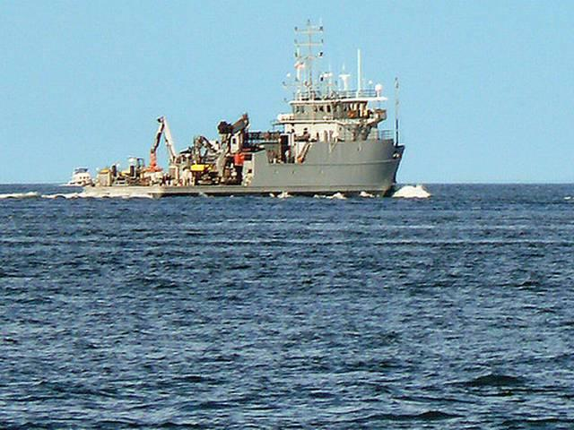 navy orders to investigate torpedo recovery vessel sinks off Visakhapatnam coast
