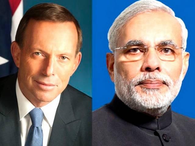 Abbott is waiting Modi visit to Australia