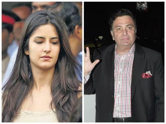 Katrina Kaif goes to meet Ranbir's unwell father Rishi Kapoor !