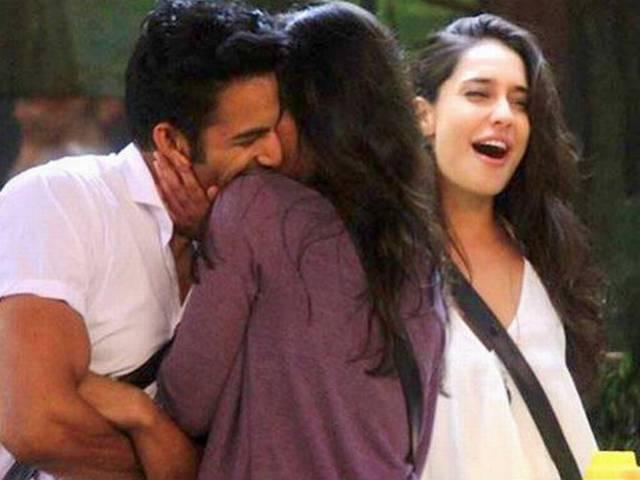 big boss 8 sonali- gautam love story