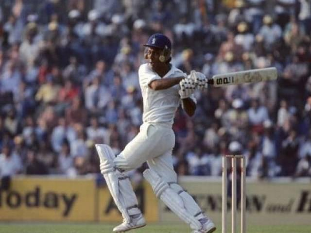 ICC_World Cup 2015_# 98 Days to go_Zaheer Abbas_World Cup 1975