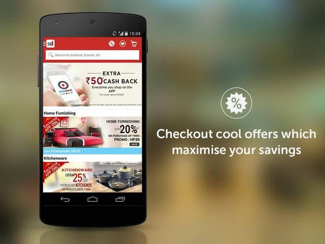 Snapdeal Saving Day