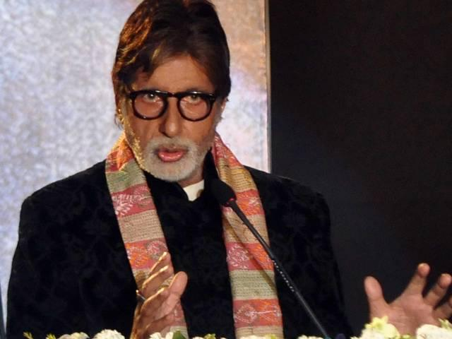 Amitabh Bachchan : Women in our films have moved away from stereotypes