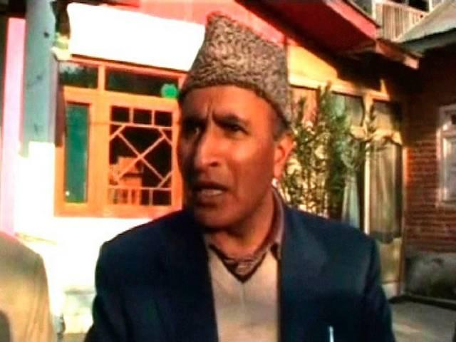 J&K: Congress leader Yusuf Bhat's shameful comments, says girls are a liability on parents