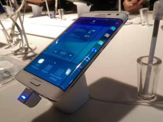Samsung will soon launch Galaxy Note Edge in India