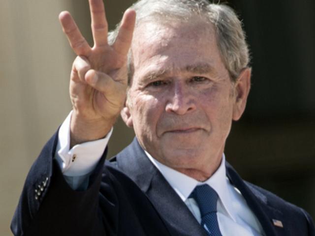 george w bush_richard nixon_american president