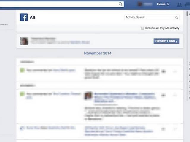 Facebook records your search history, learn how to delete