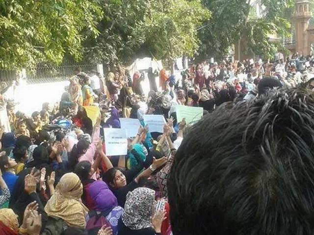 AMU: Unions back VC against biased media reports