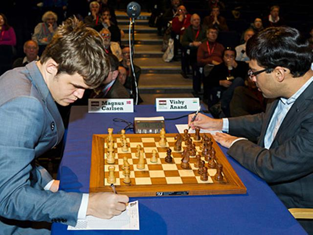 World Chess Championship: Anand loses game 6