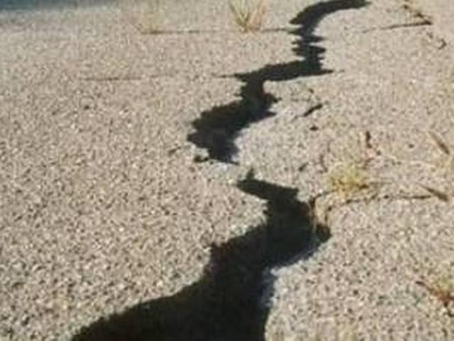 earthquake of 6.7 magnitude at the coast of New Zealand