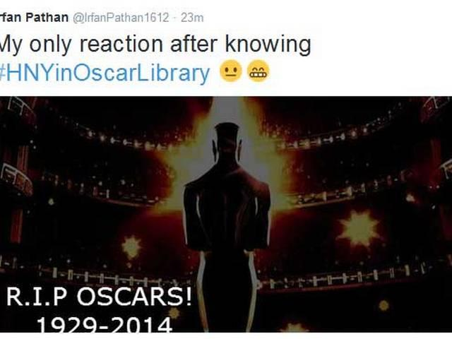 `Happy New Year` goes to Oscar Library