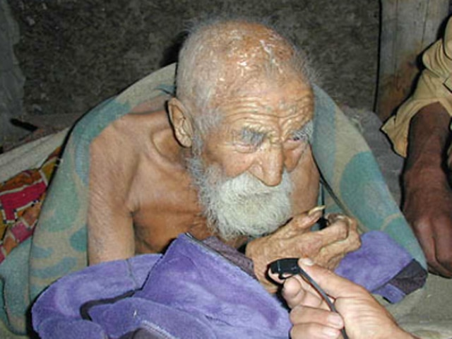 """SHOCKING: A 179 year-old-man says, """"Death has forgotten me!"""""""