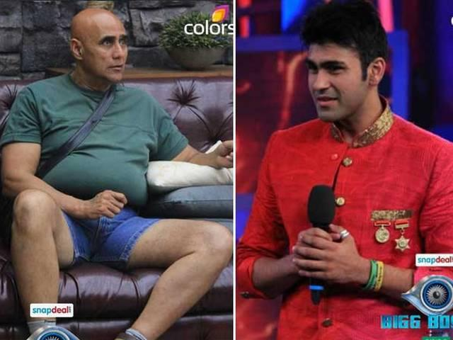 Puneet Issar behaved like a snake in the grass in the 'Bigg Boss' house: Aarya Babbar
