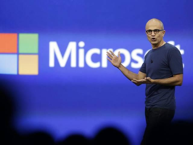 Under Satya Nadella, Microsoft Emerges World's Second Most Valuable Firm