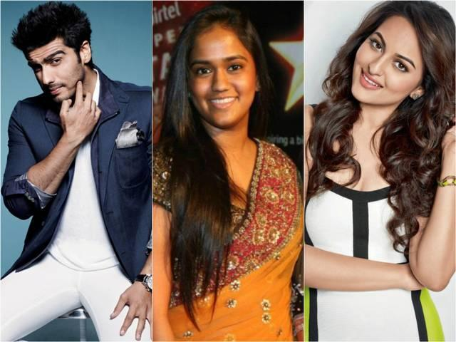 arjun and many more absent from arpita mrriage.
