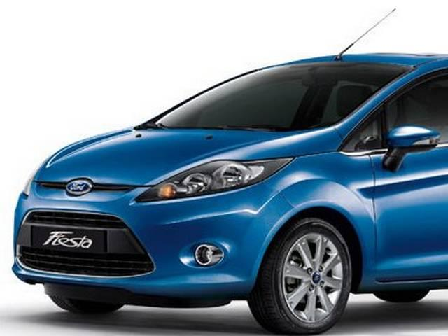Ford recalls 3072 units of Fiesta